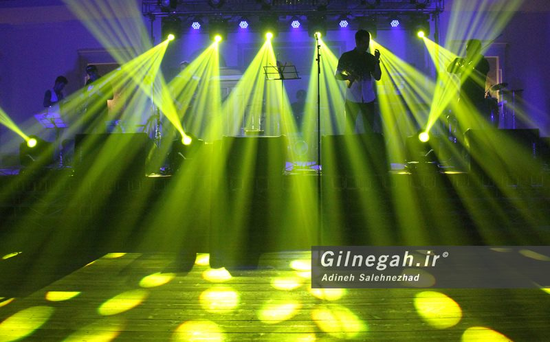 کنسرت محسن یگانه . لنگرود (7)