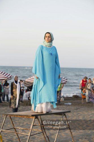 امینه حساس روز دریای خزر (2)