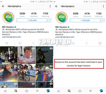 اینستاگرام، کاربران ایرانی را تحریم کرد1