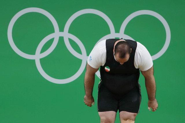 بهداد سلیمی المپیک ریو2016