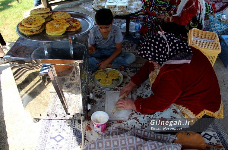جشن شکرانه برنج سیاهکل (4)