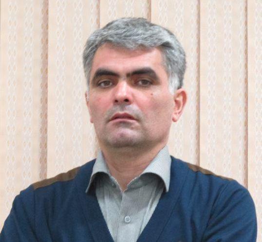حسین لطیفی رییس انجمن سینمای جوان رودبار