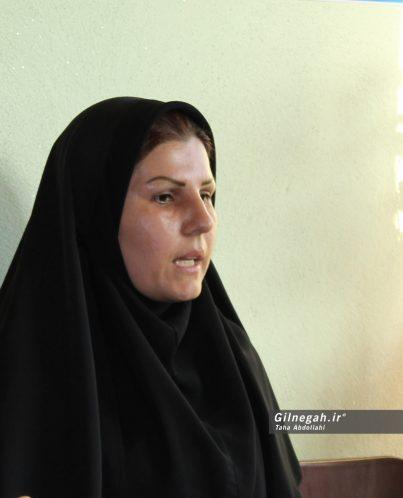 سوسن کرمی شورای شهر پره سر