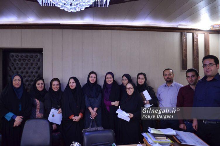 نشست خبری شهردار منطقه سه (5)