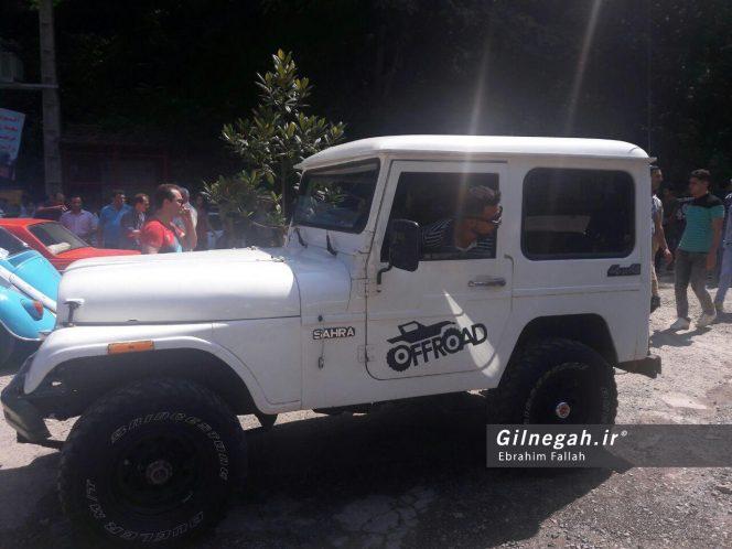 گردهمایی اتوموبیلرانی قلعه رودخان (2)