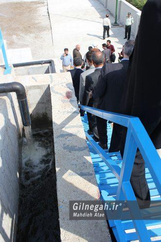 افتتاح تصفیه خانه رودسر (7)