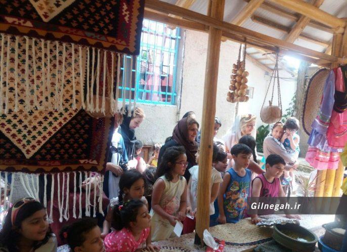 جشنواره فرهنگ سازی خوراکی های سنتی گیلان (11)