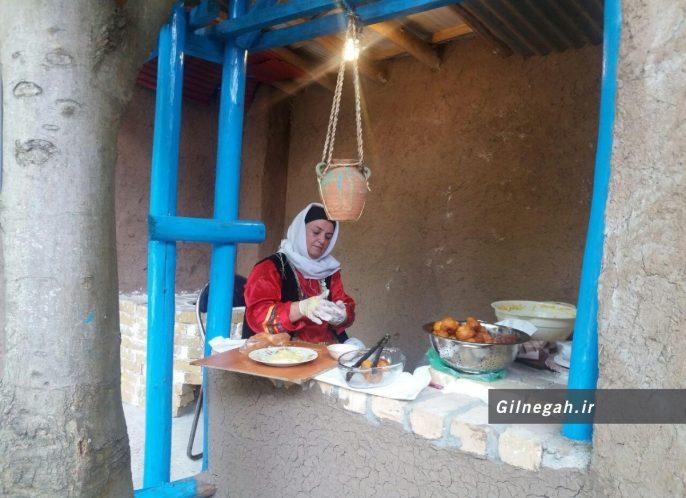 جشنواره فرهنگ سازی خوراکی های سنتی گیلان (2)