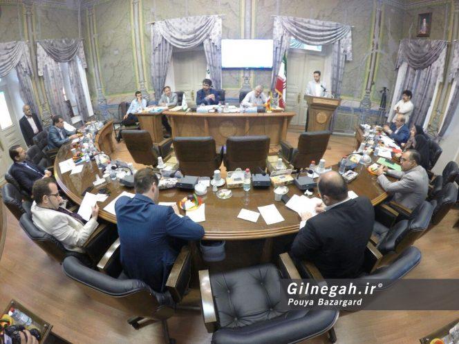 شورای شهر رشت 31 مرداد