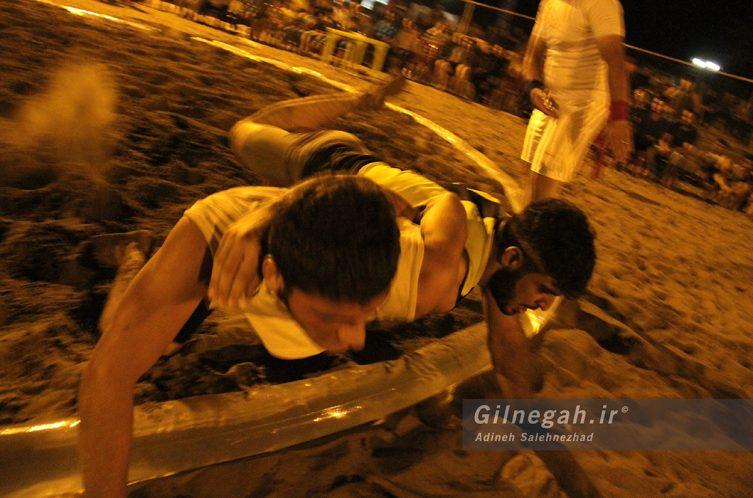مسابقات استانی کشتی ساحلی گیلان در چمخاله (20)