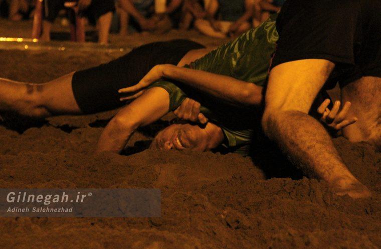 مسابقات استانی کشتی ساحلی گیلان در چمخاله (5)