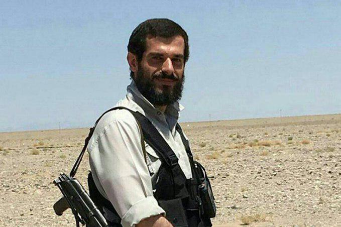 نتیجه تصویری برای شهادت حسن عشوری سرباز گمنام