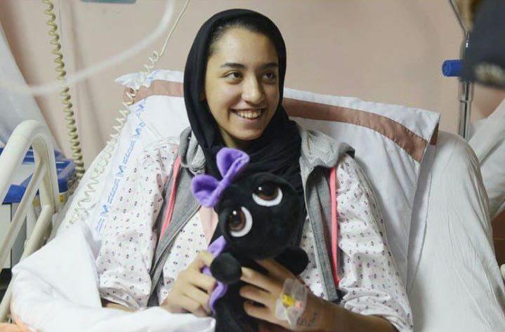 جشن تولد علیزاده در بیمارستان/پزشک معالج: بیماری کیمیا ویروسی است